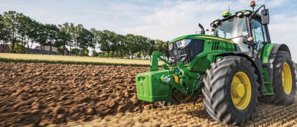 JOhn Deere traktor akció