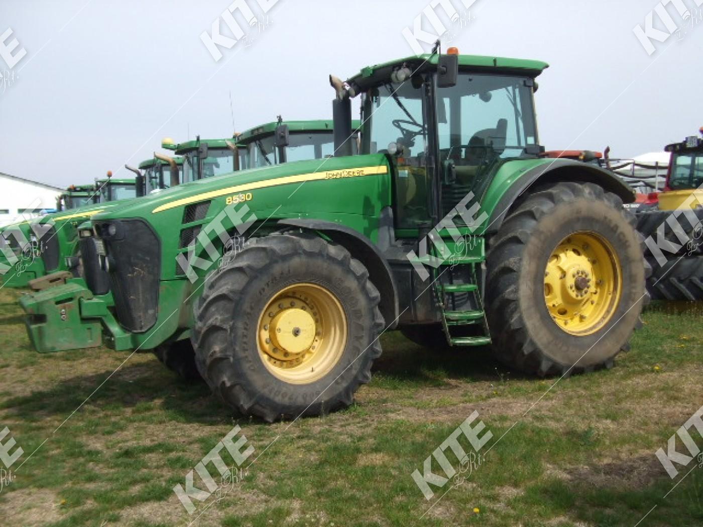 John Deere 8530 Használt Mezőgazdasági Gépek Eszközök Kite Zrt
