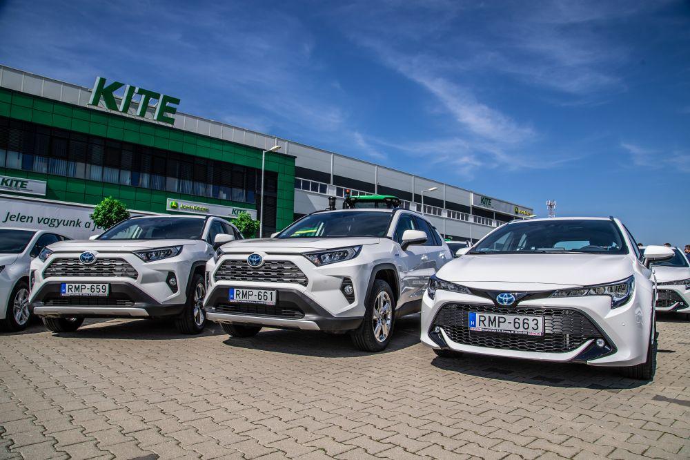 Hibrid autók a KITE-nel