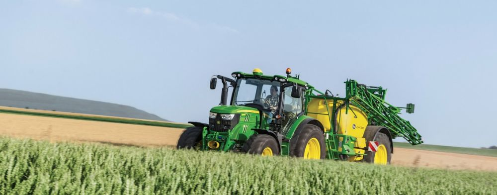 John Deere 5 traktor