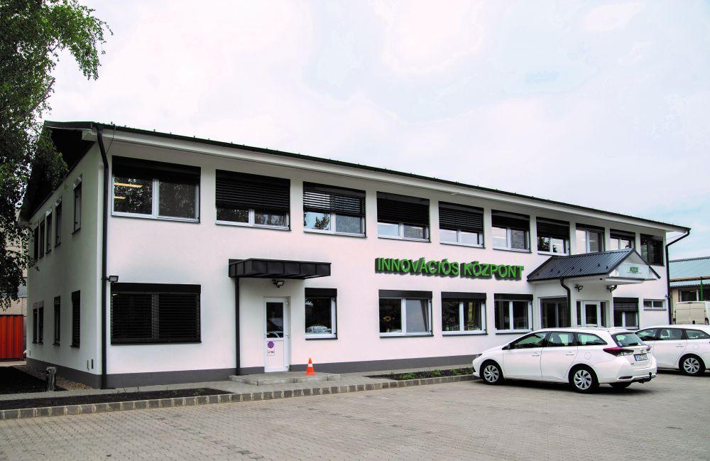 innovációs központ